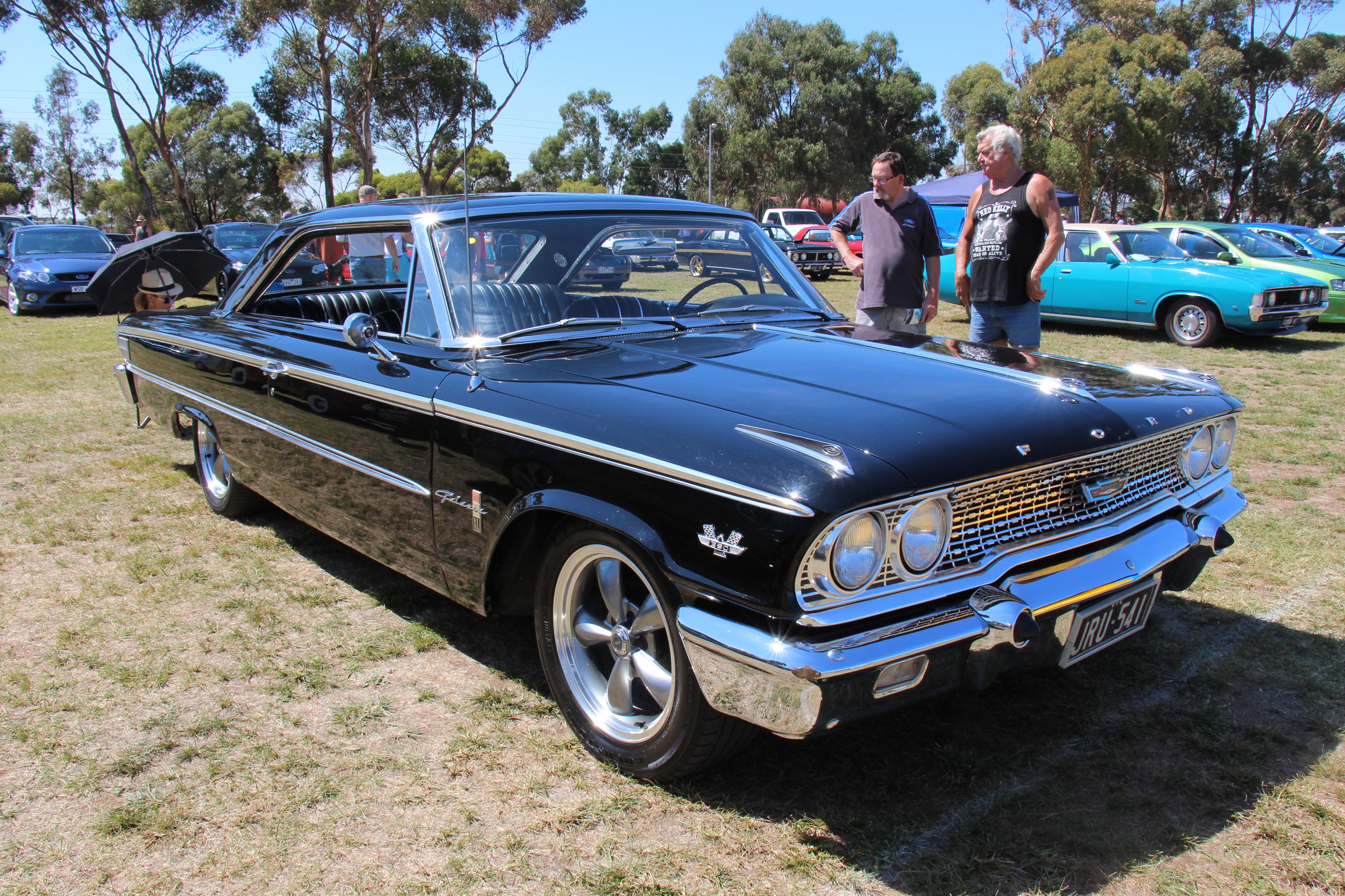 1963 ford galaxie 289 - File 1963 Ford Galaxie 500xl Sports Roof 16567396905 Jpg