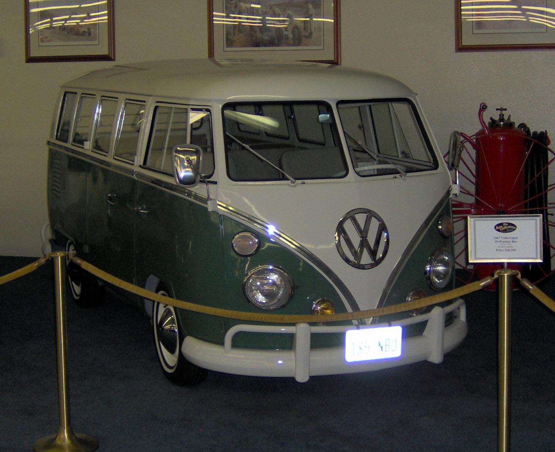 Re: Volkswagen T1 Автомобильный фо…