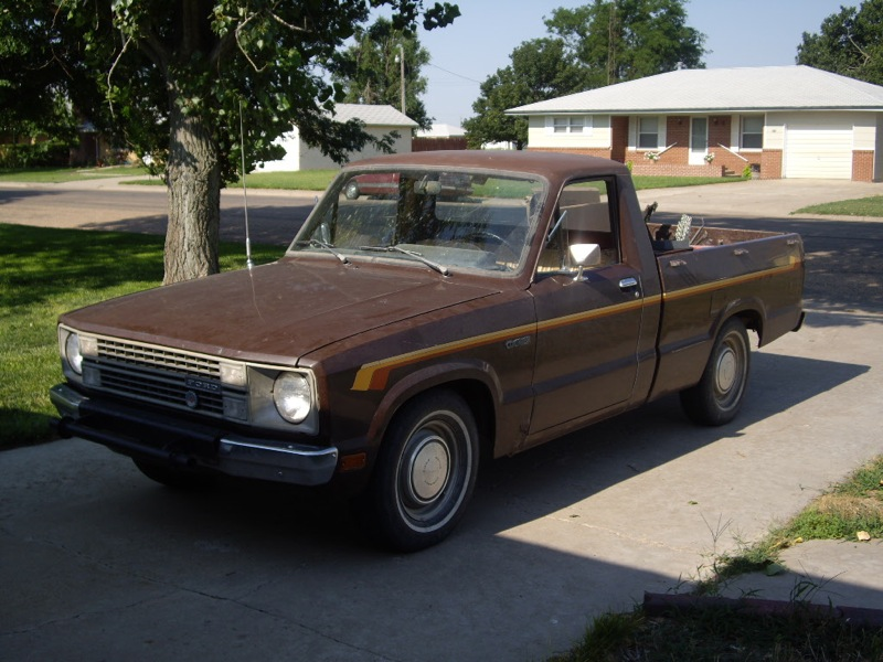 File 1979 Ford Courier Pickup Jpg Wikipedia
