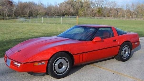 Corvette C4 Wikipedia