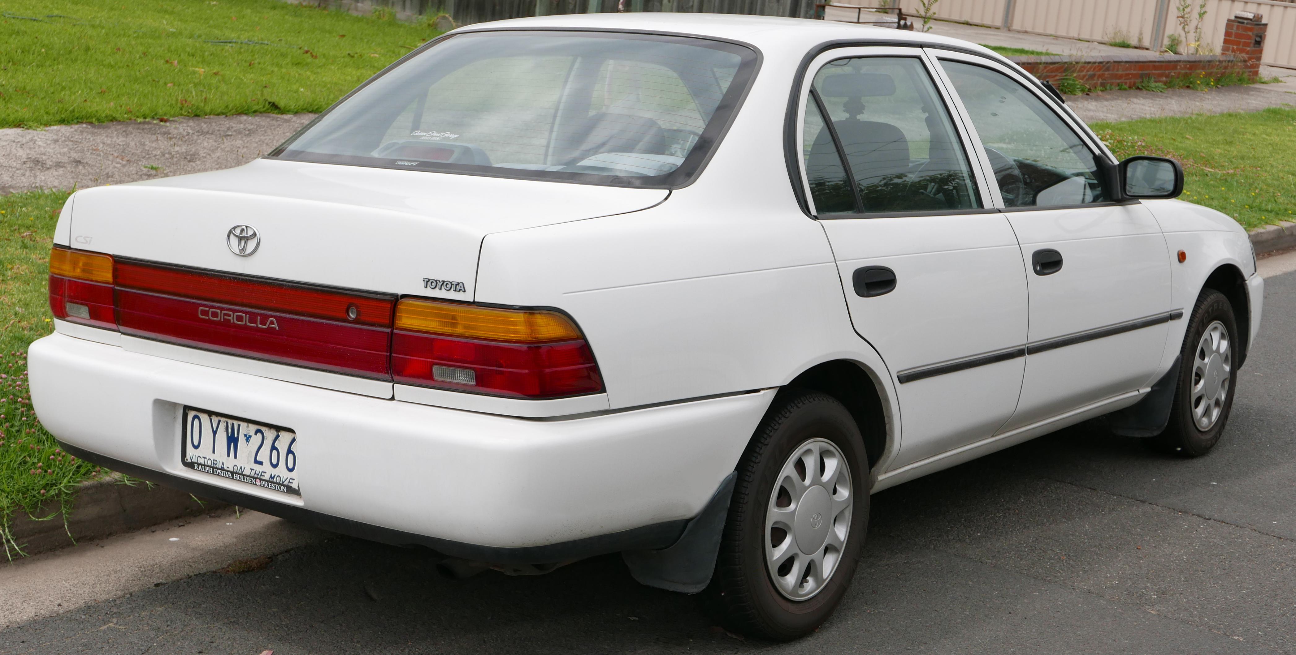 Kekurangan Toyota Corolla 1998 Harga
