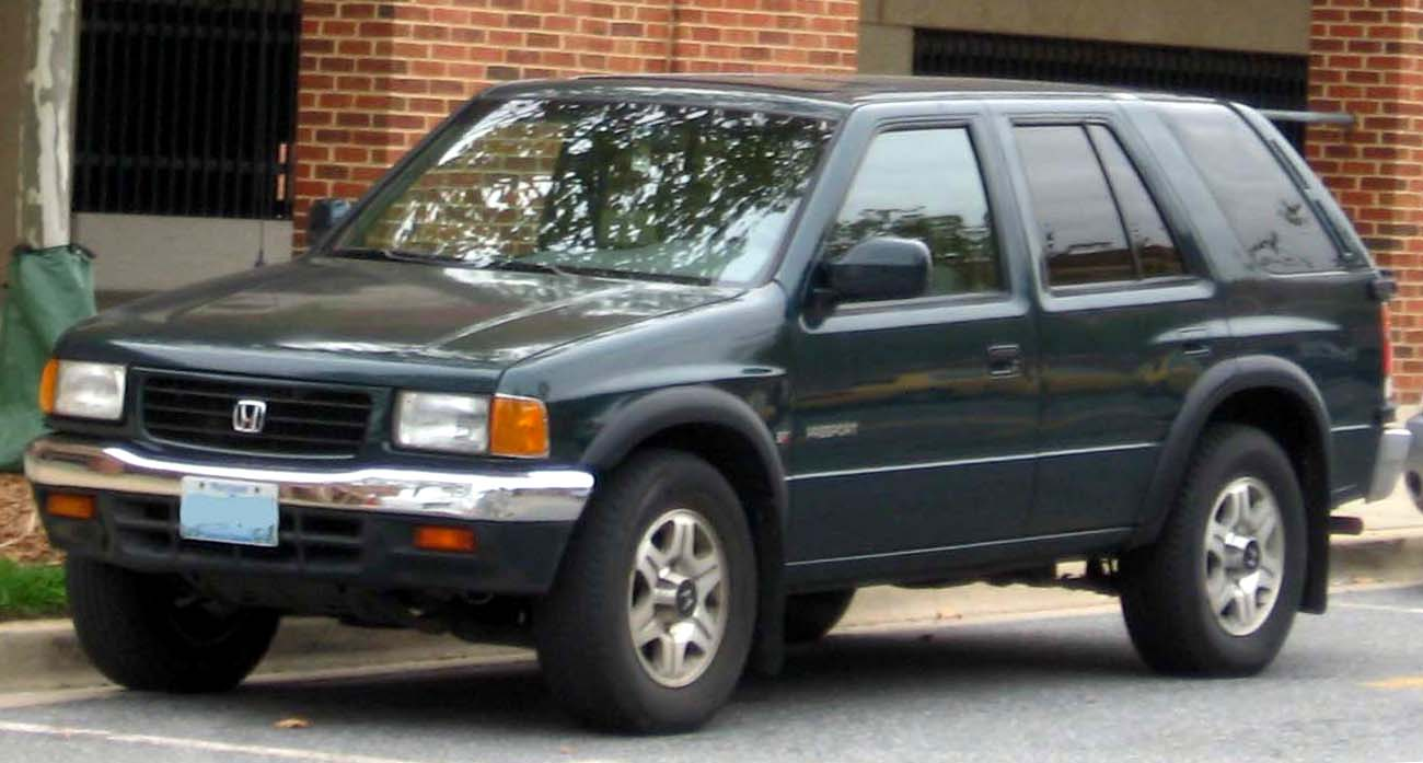 File 1st Honda Passport Jpg Wikimedia Commons