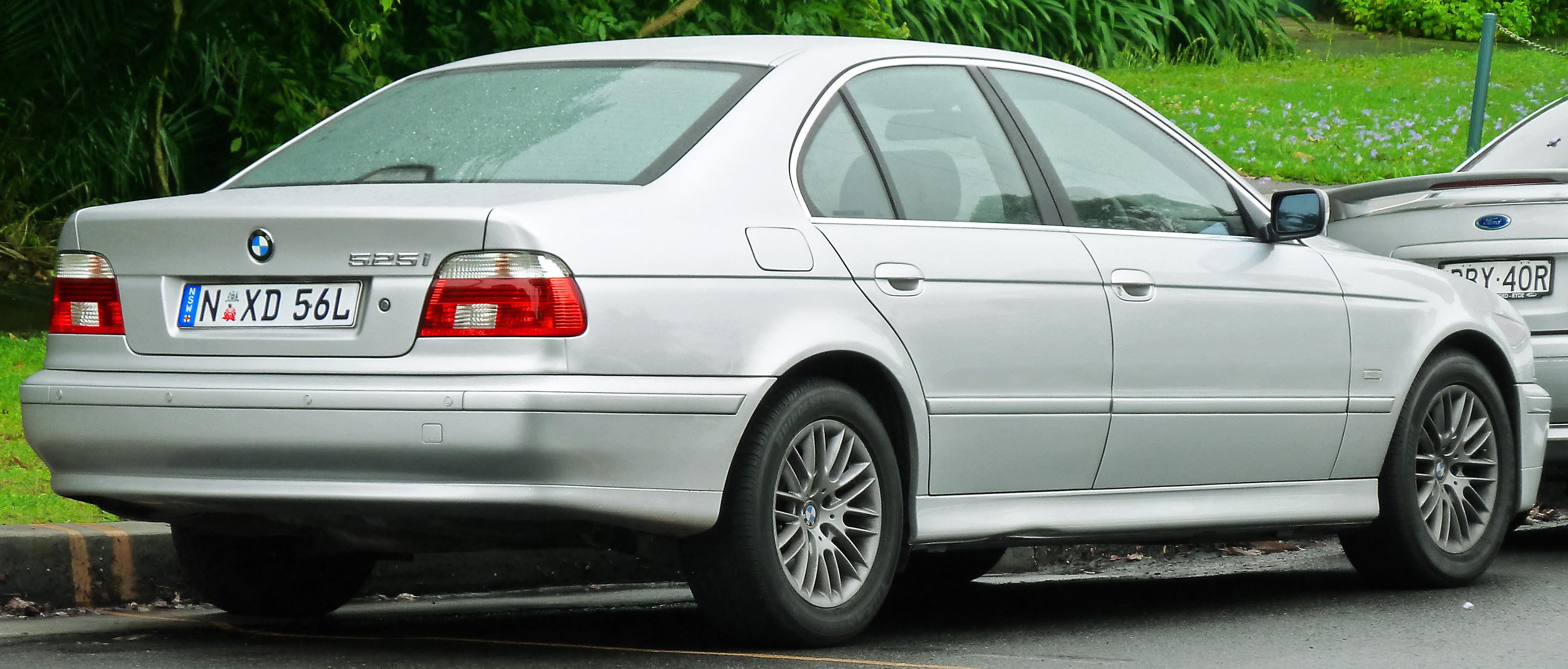 bmw525i 2003
