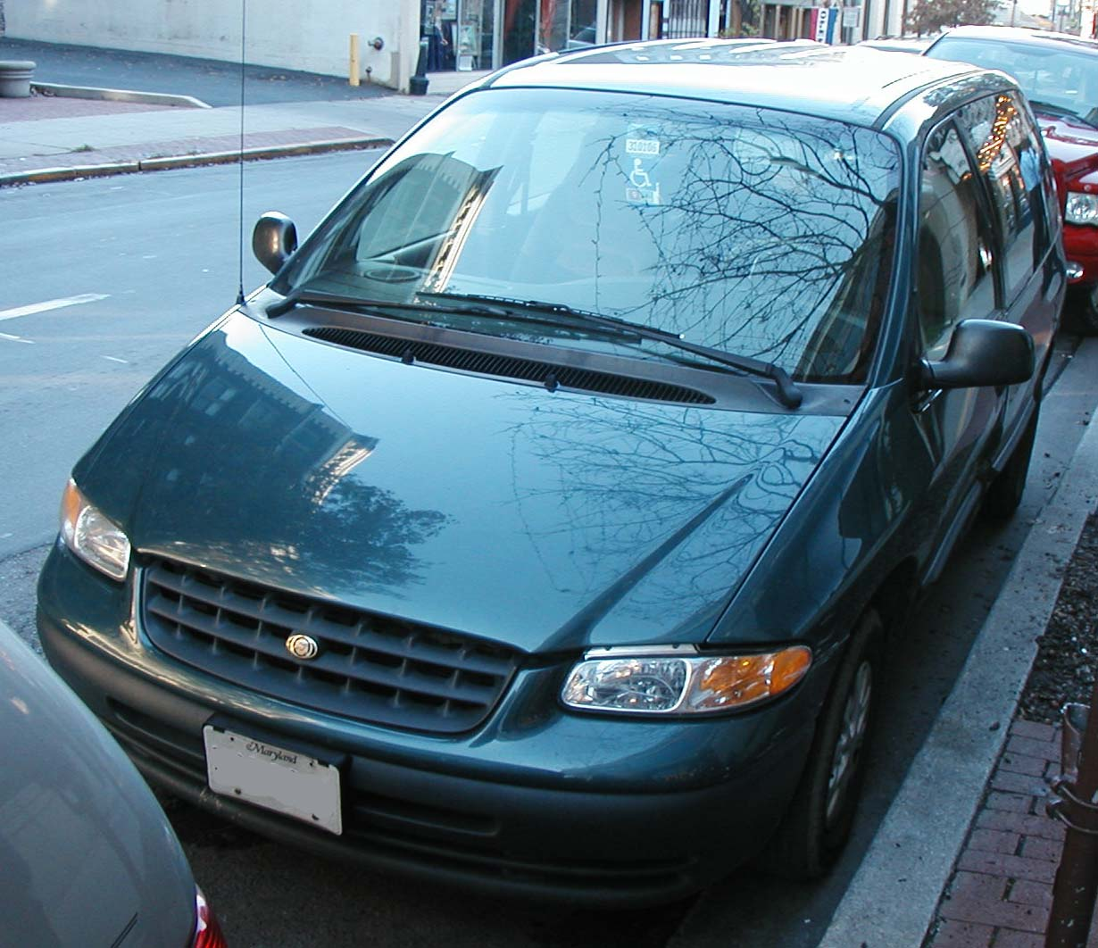 chrysler voyager 2000 - photo #14