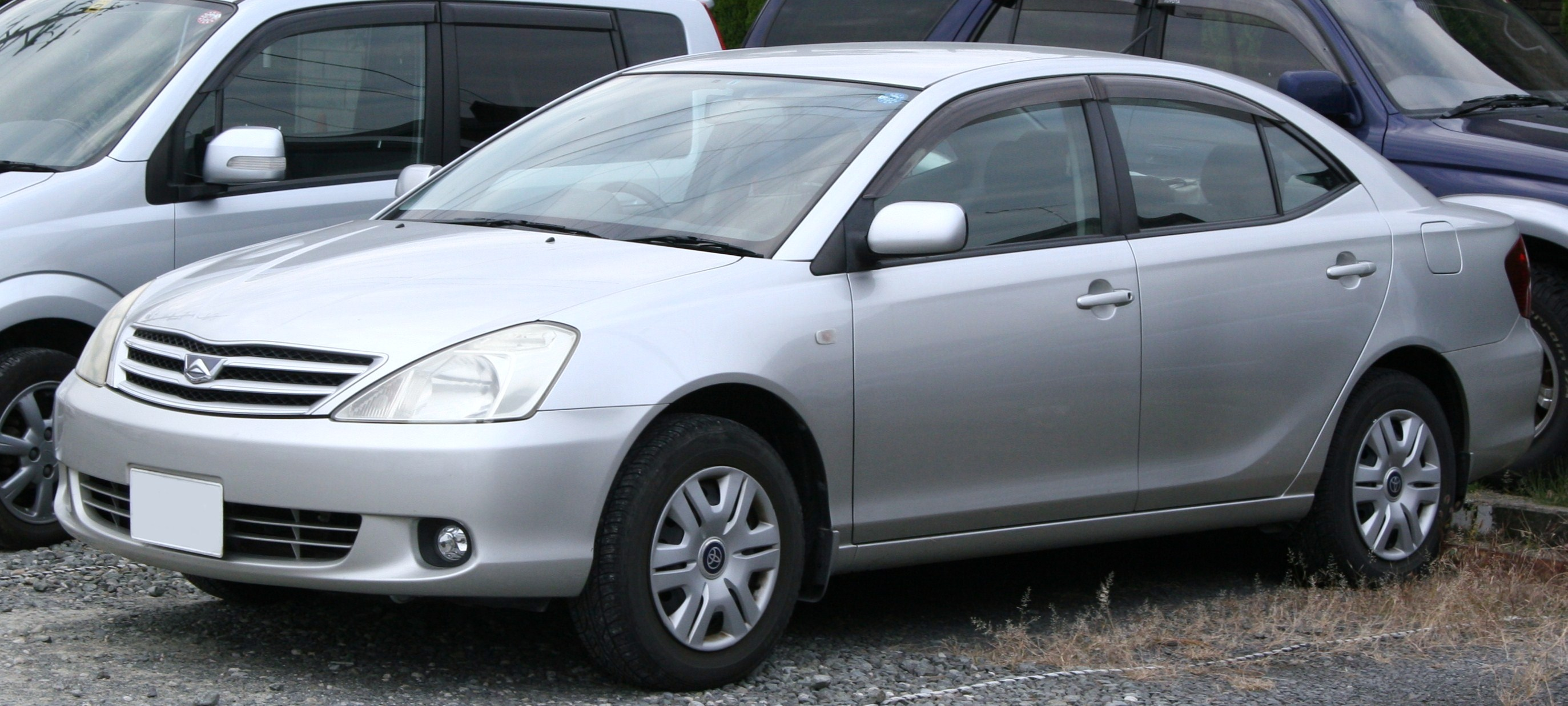 Toyota Allion - Wikipedia