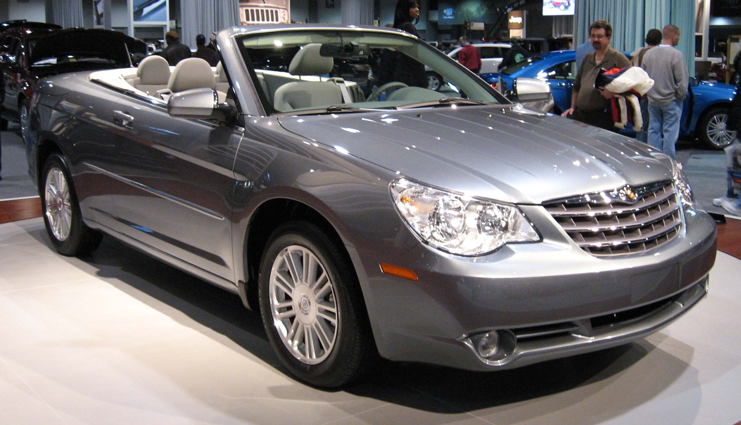 file 2008 chrysler sebring convertible. Black Bedroom Furniture Sets. Home Design Ideas
