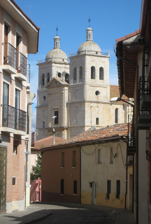 File 2010 10 10 cigales iglesia santiago wikimedia commons - Calle santiago madrid ...