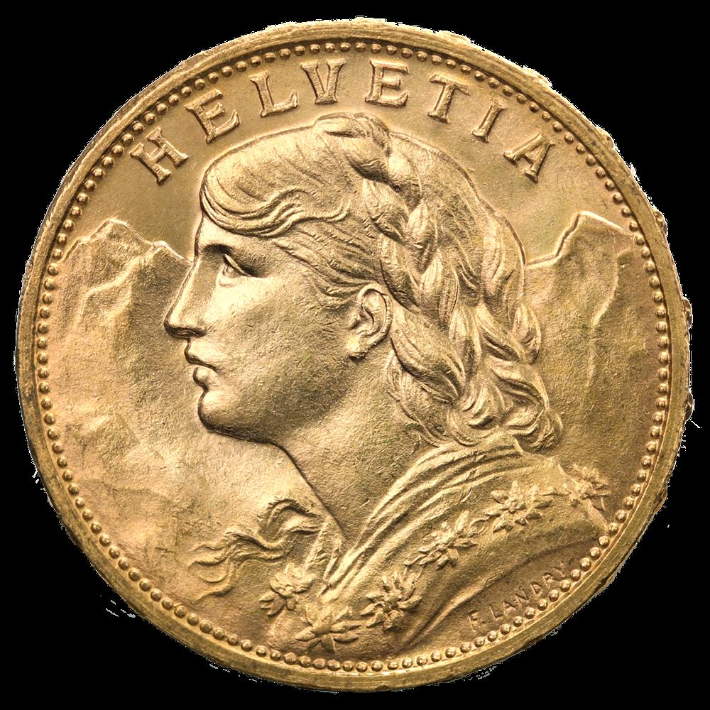 Datei:20 Schweizer Franken Goldvreneli.png