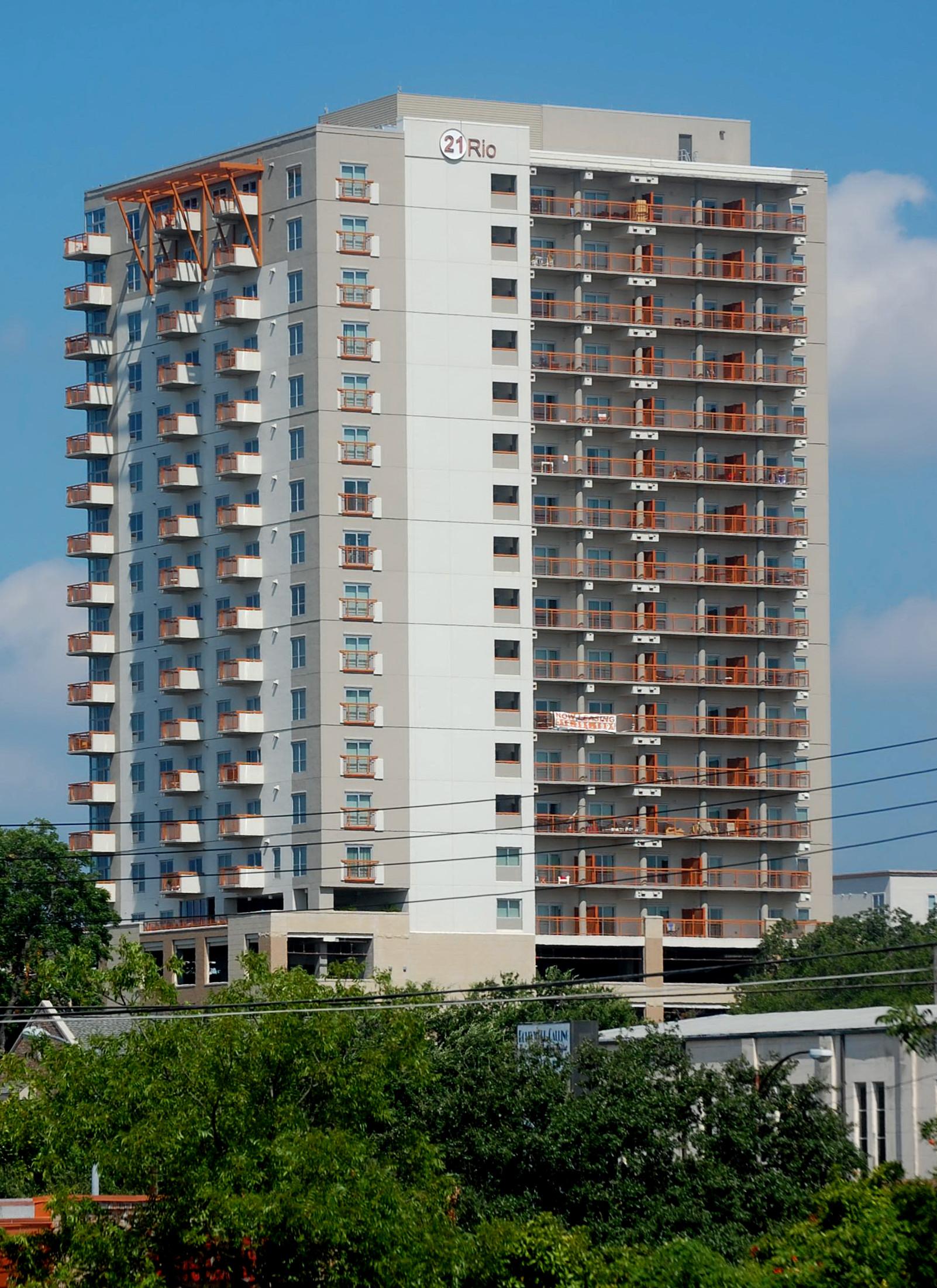 Rio Apartments Austin Tx
