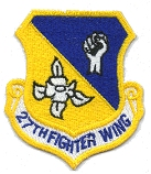 Image illustrative de l'article 27th Fighter Wing