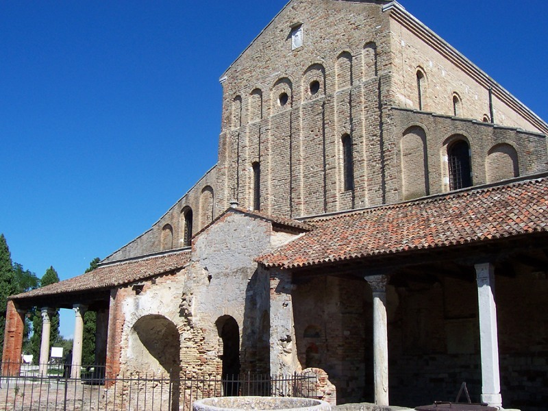 87Torcello Cattedrale