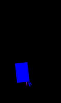Измерение артериального давления: 1— манжета сфигмоманометра, 2— фонендоскоп