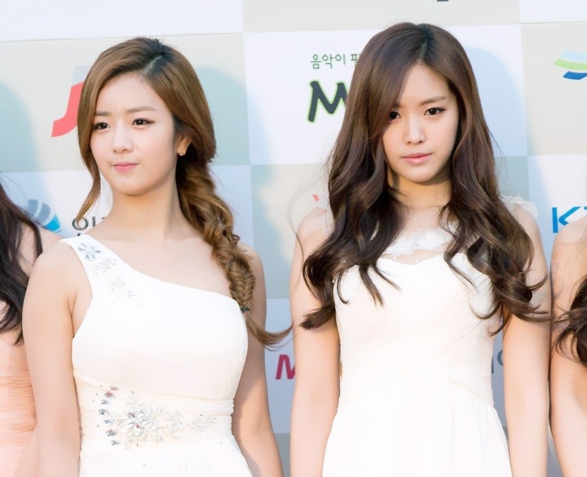 File A Pink At 2014 K Pop Awards Red Carpet 02 Jpg Wikimedia Commons
