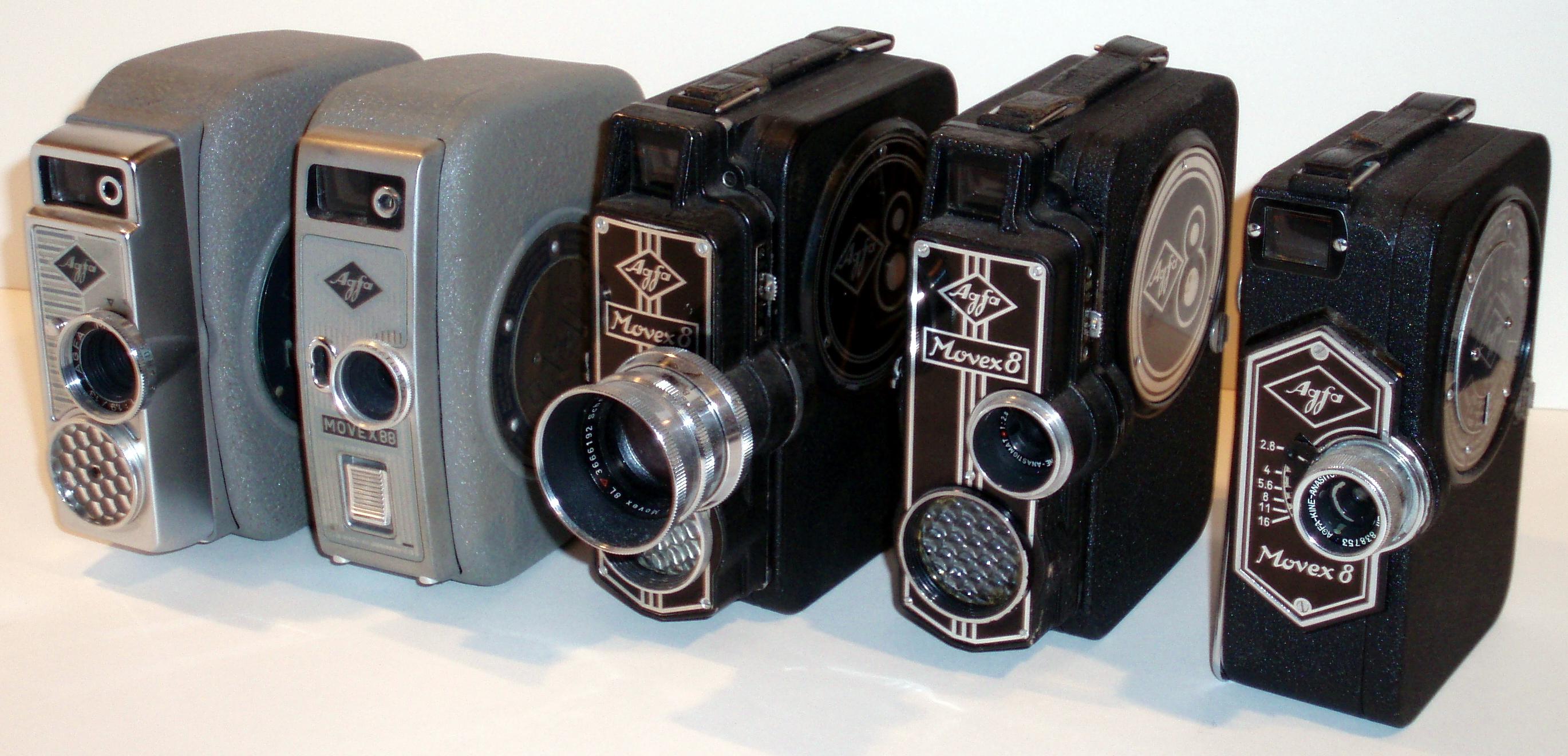 Movie camera - Wikiwand