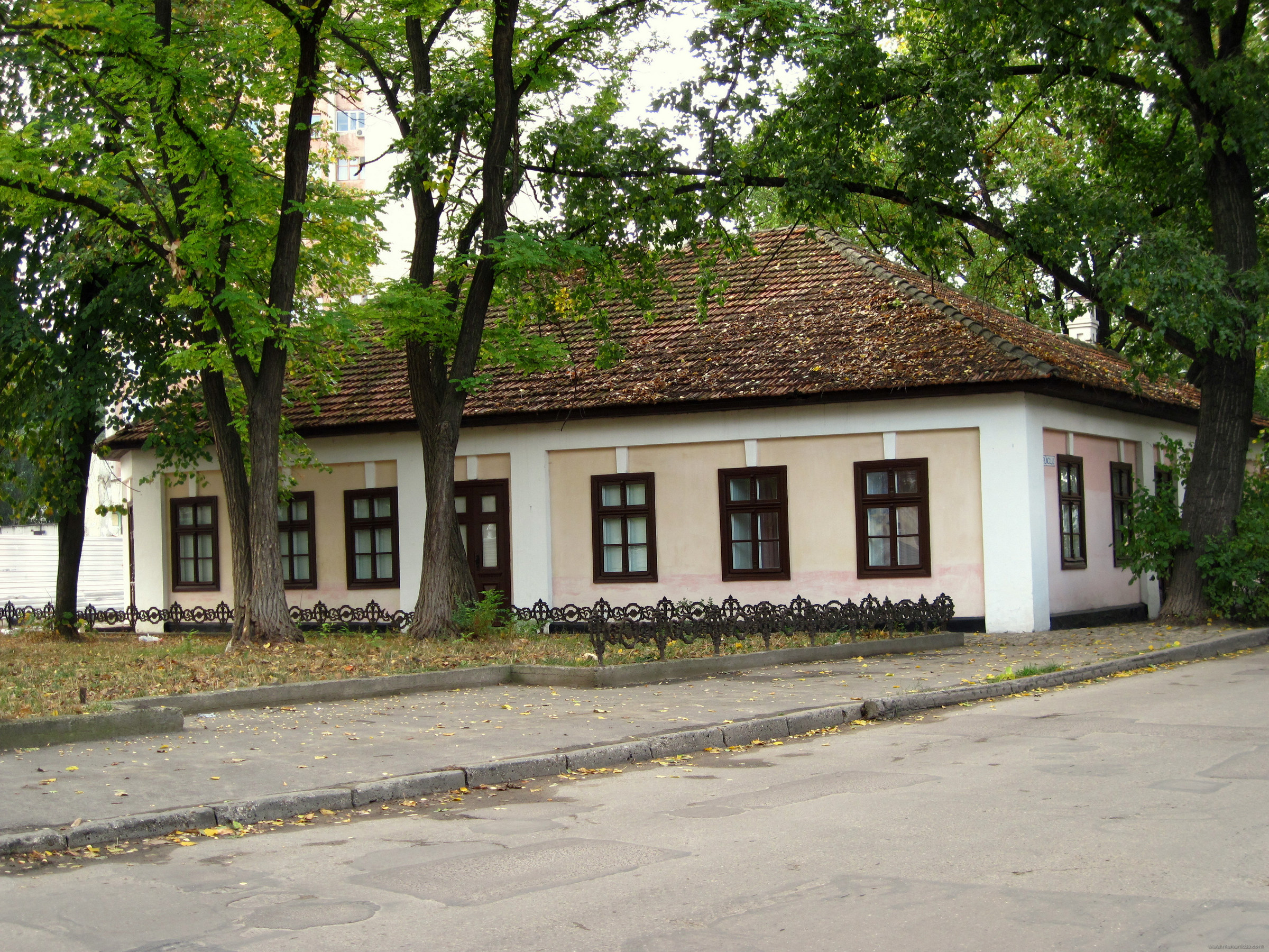 A.S. Pushkin house in Chisinau