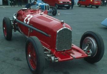 Alfa Romeo P