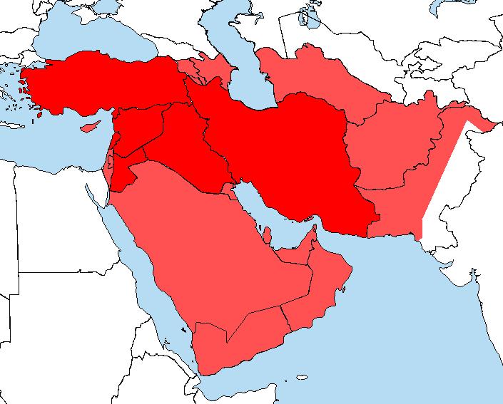 Wo Liegt Der Orient