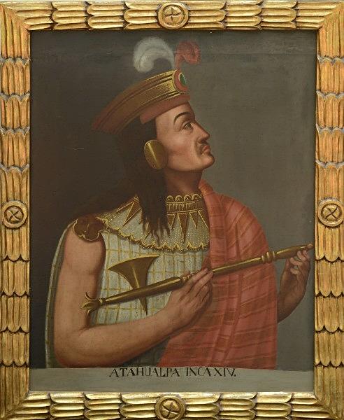 Retrato de Atahualpa