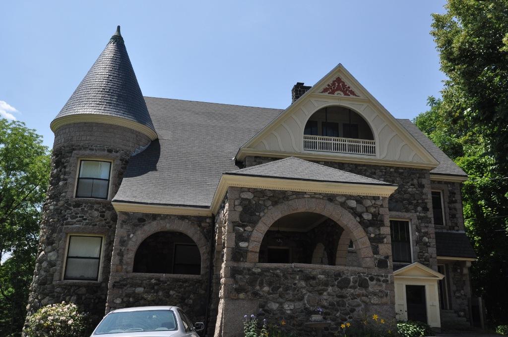 Charles L Cushman House Wikipedia
