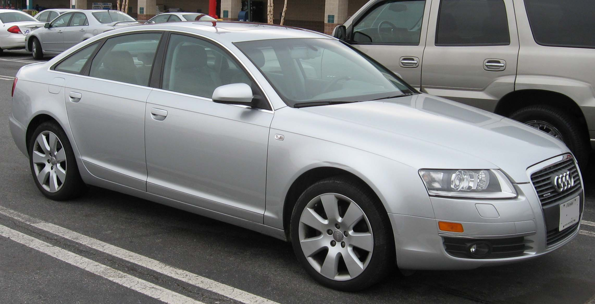 File Audi A6 3 2 2 Jpg Wikimedia Commons