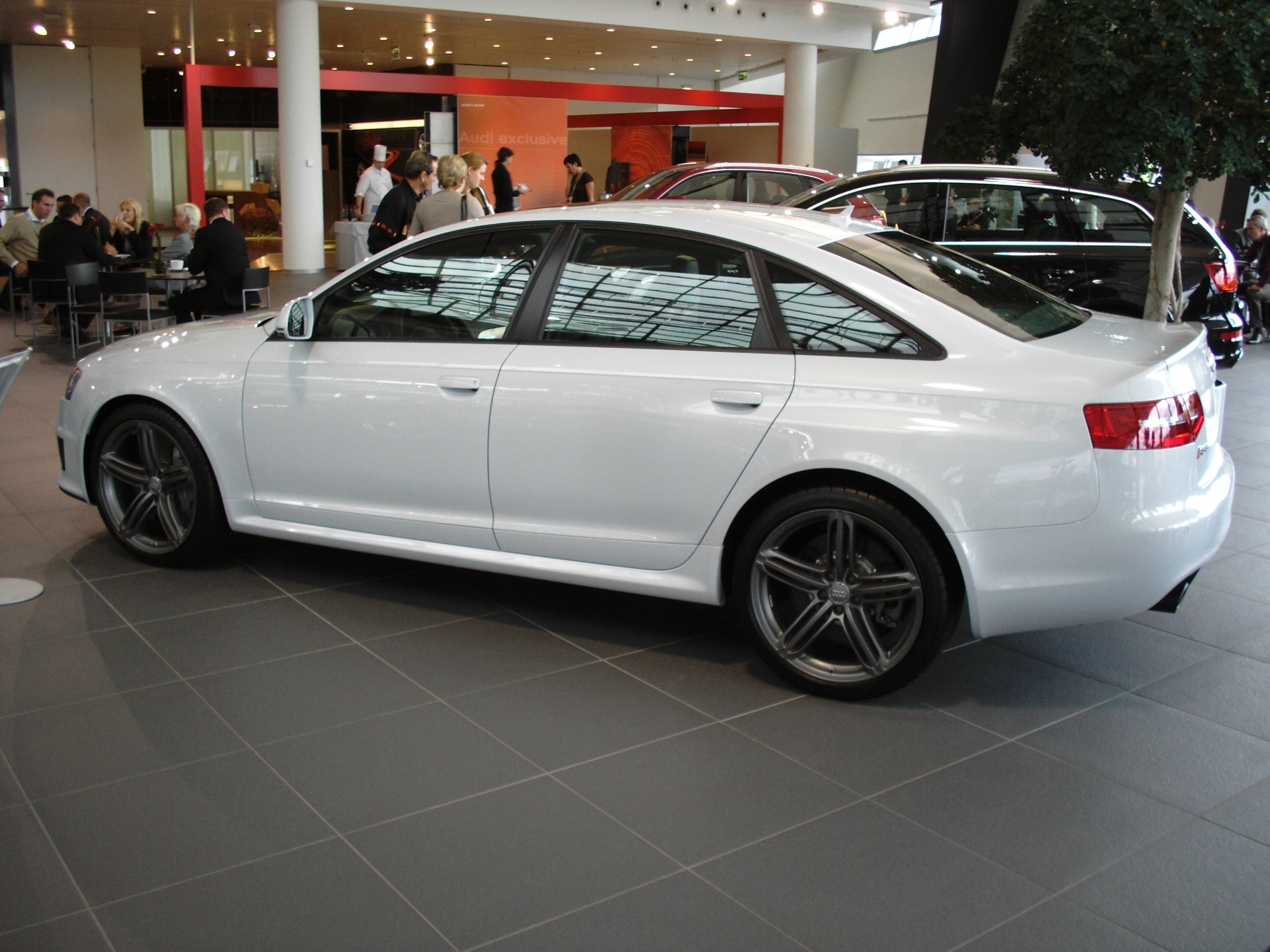 File Audi Rs 6 Side Jpg Wikimedia Commons
