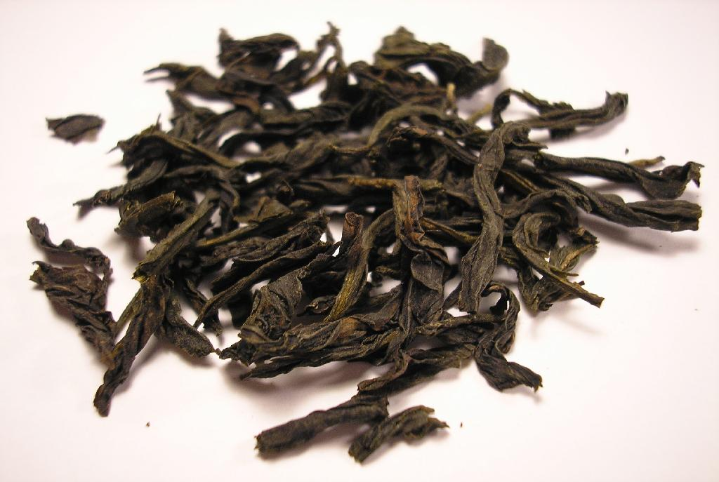 Description BZC Oolong tea leaf.jpg