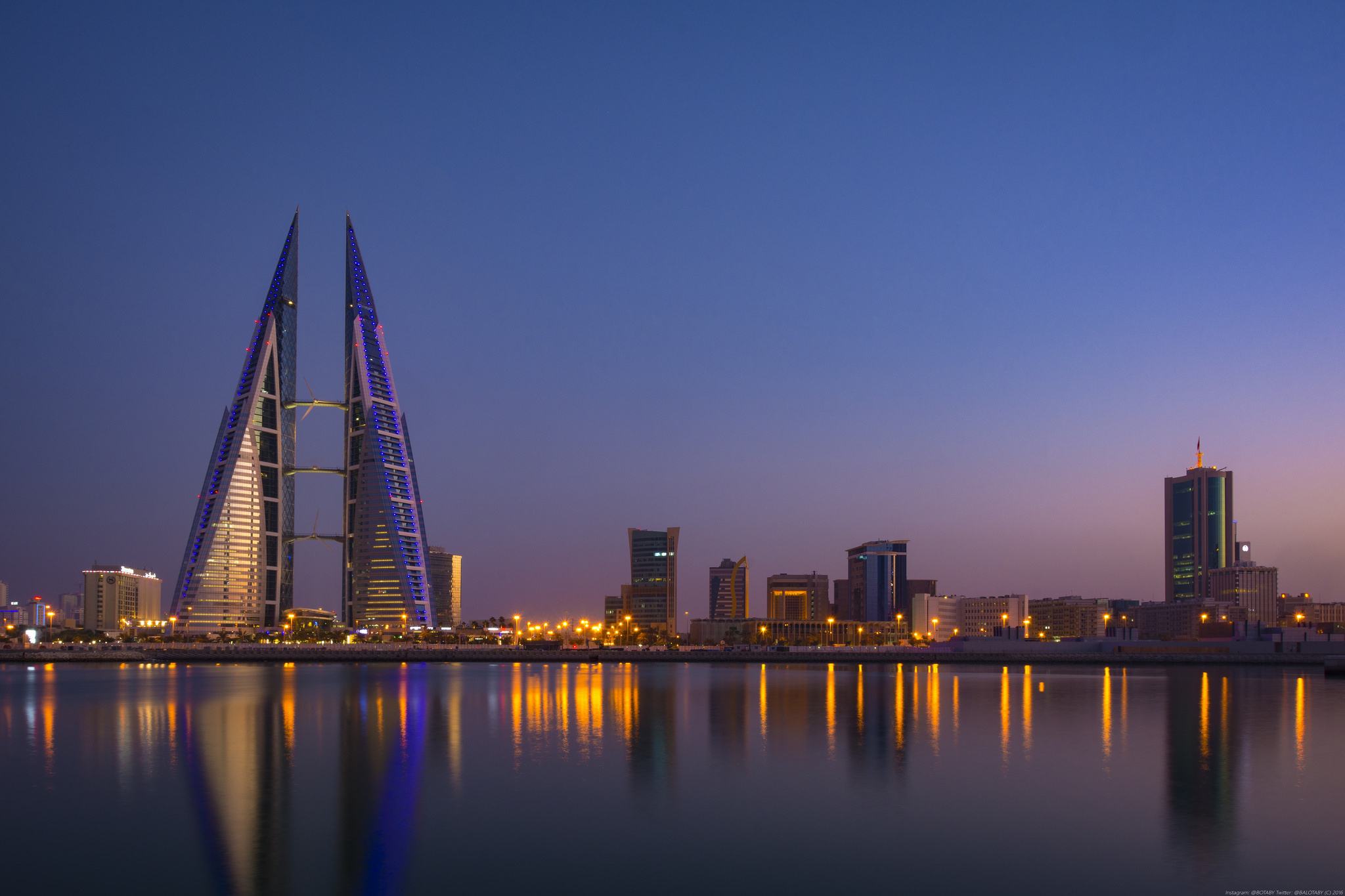 Bahrain: Anything But Bahrain Quiz