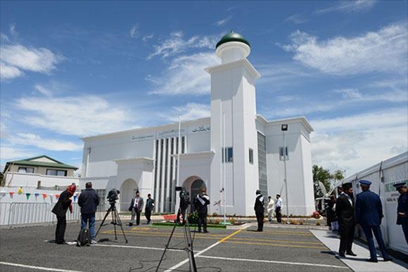 Baitul Muqeet Mosque, Auckland