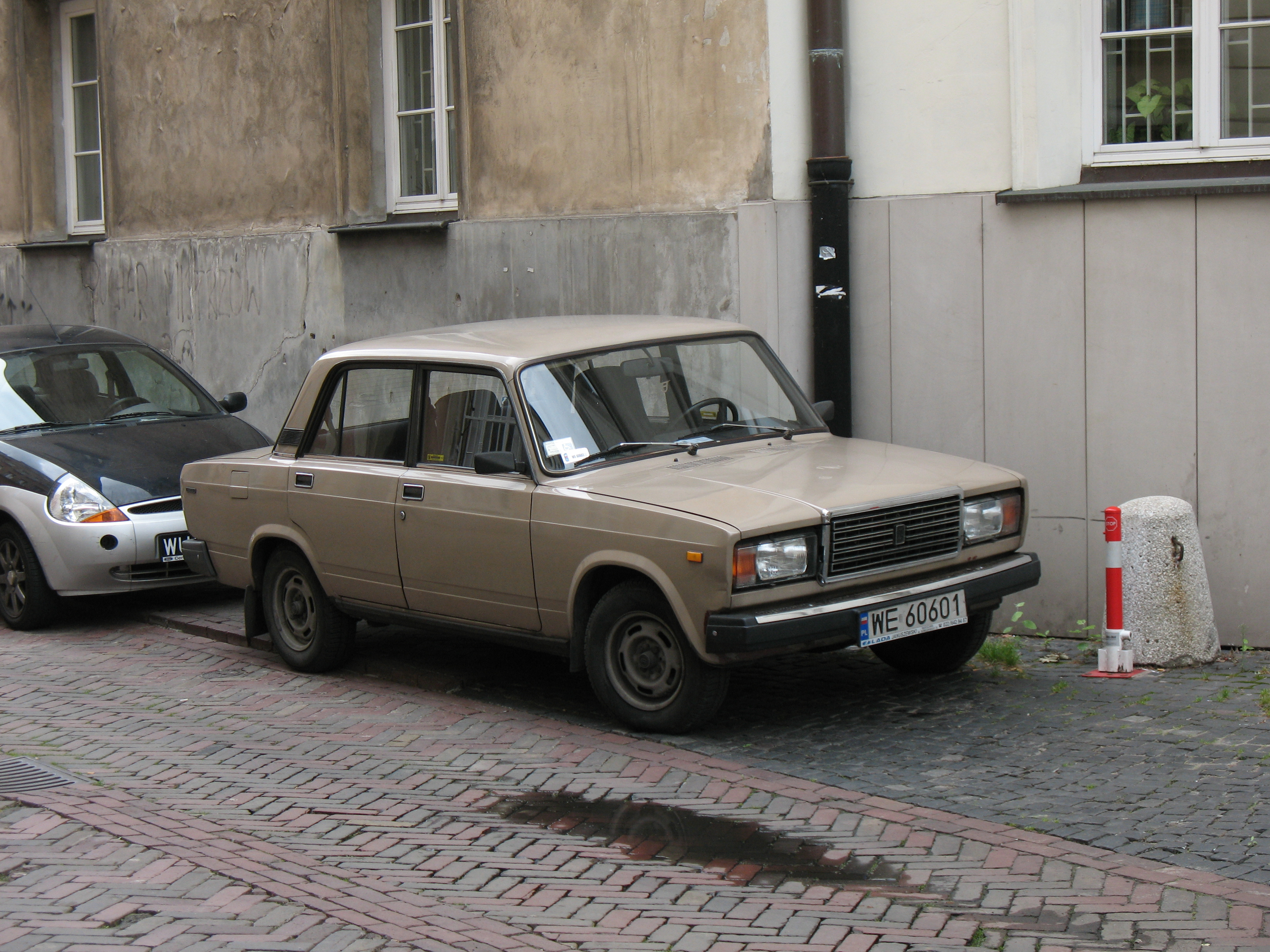 Take A Look About Ladas 2107 with Awesome Photos