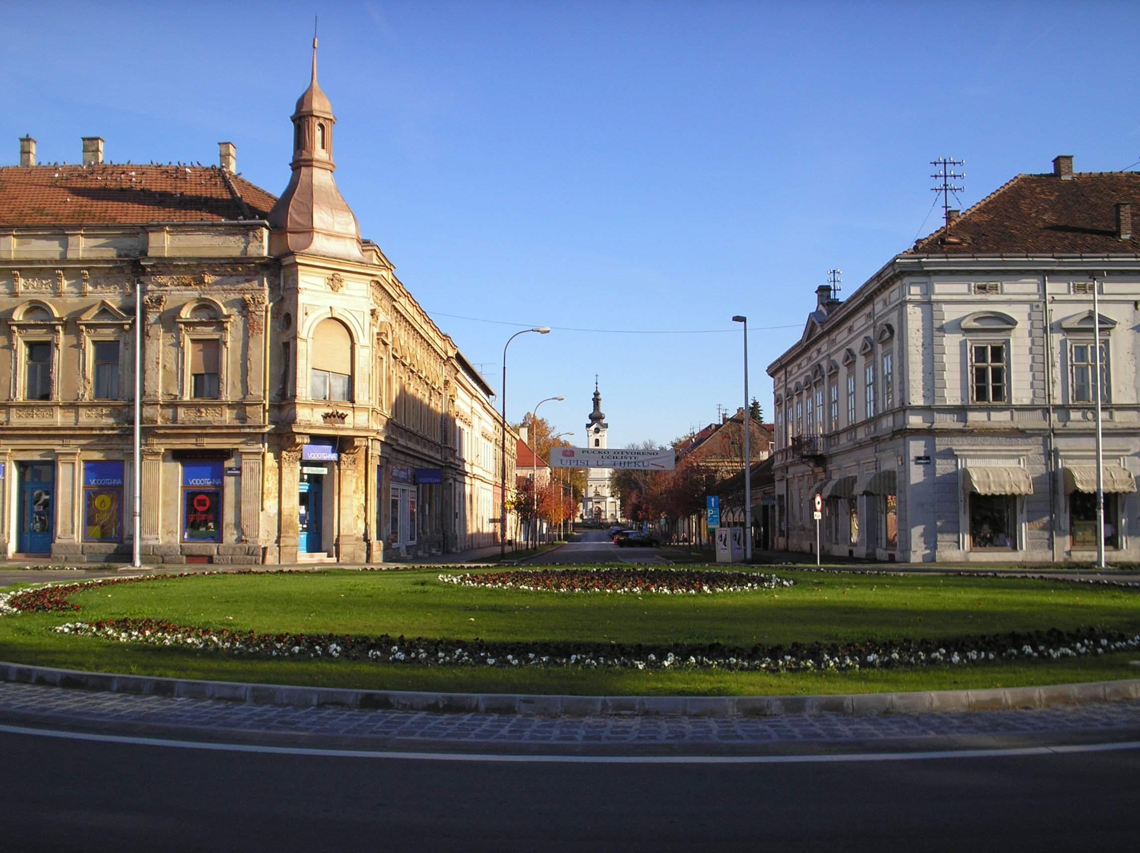 Datoteka Bjelovar Rotor Jpg Wikipedia