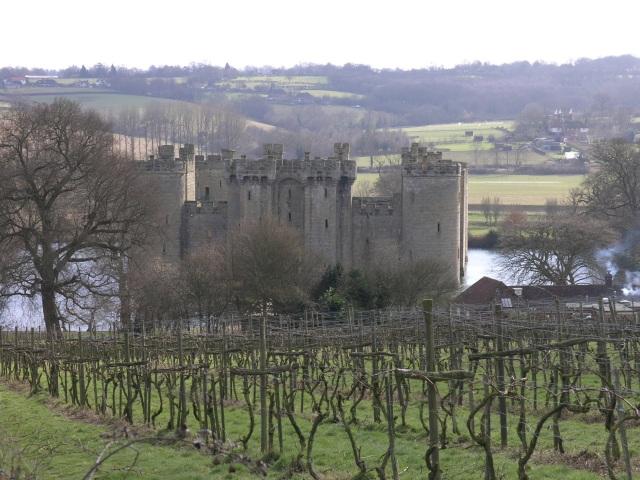 Bodiam Castle - geograph.org.uk - 133190