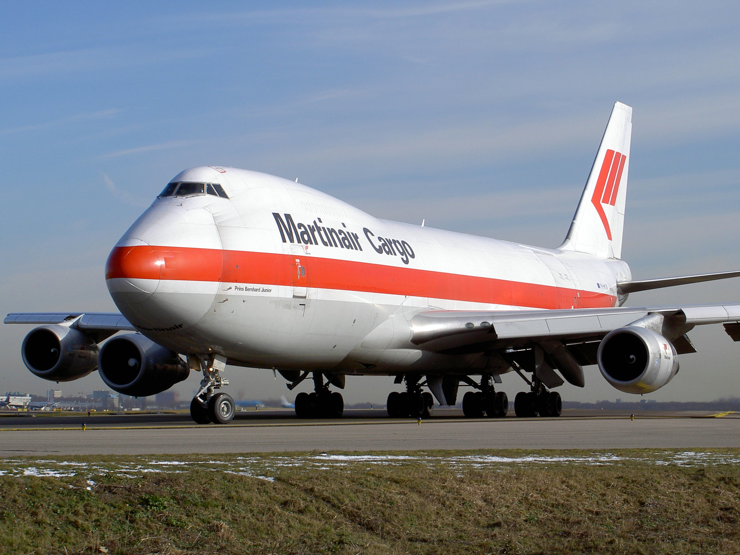 File boeing 747 martinair cargo ph mcn at schiphol pic1 for Interieur 747 cargo