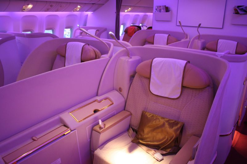 Boeing 777-200LR of Air India