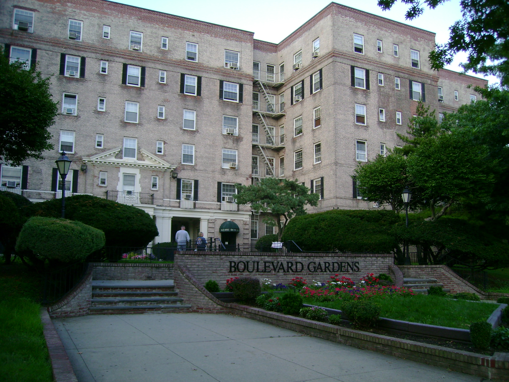 Boulevard Gardens Apartments Wikipedia