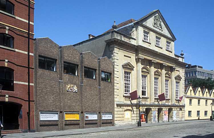 Bristol Old Vic - Wikipedia