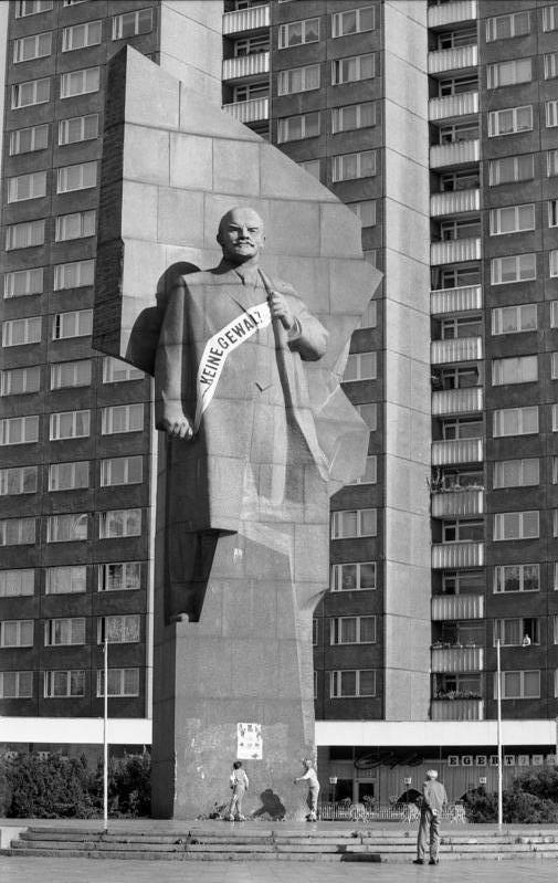 Denkmal Berlin Berlin Lenin-denkmal