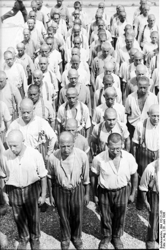 https://upload.wikimedia.org/wikipedia/commons/f/f2/Bundesarchiv_Bild_152-21-05%2C_KZ_Dachau%2C_H%C3%A4ftlinge_beim_Appell.jpg