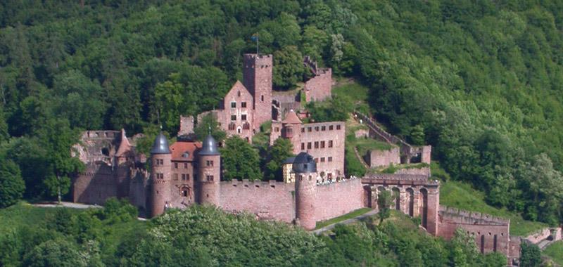 Wertheim Castle, Wertheim, Germany Photographic Print by Miva ...