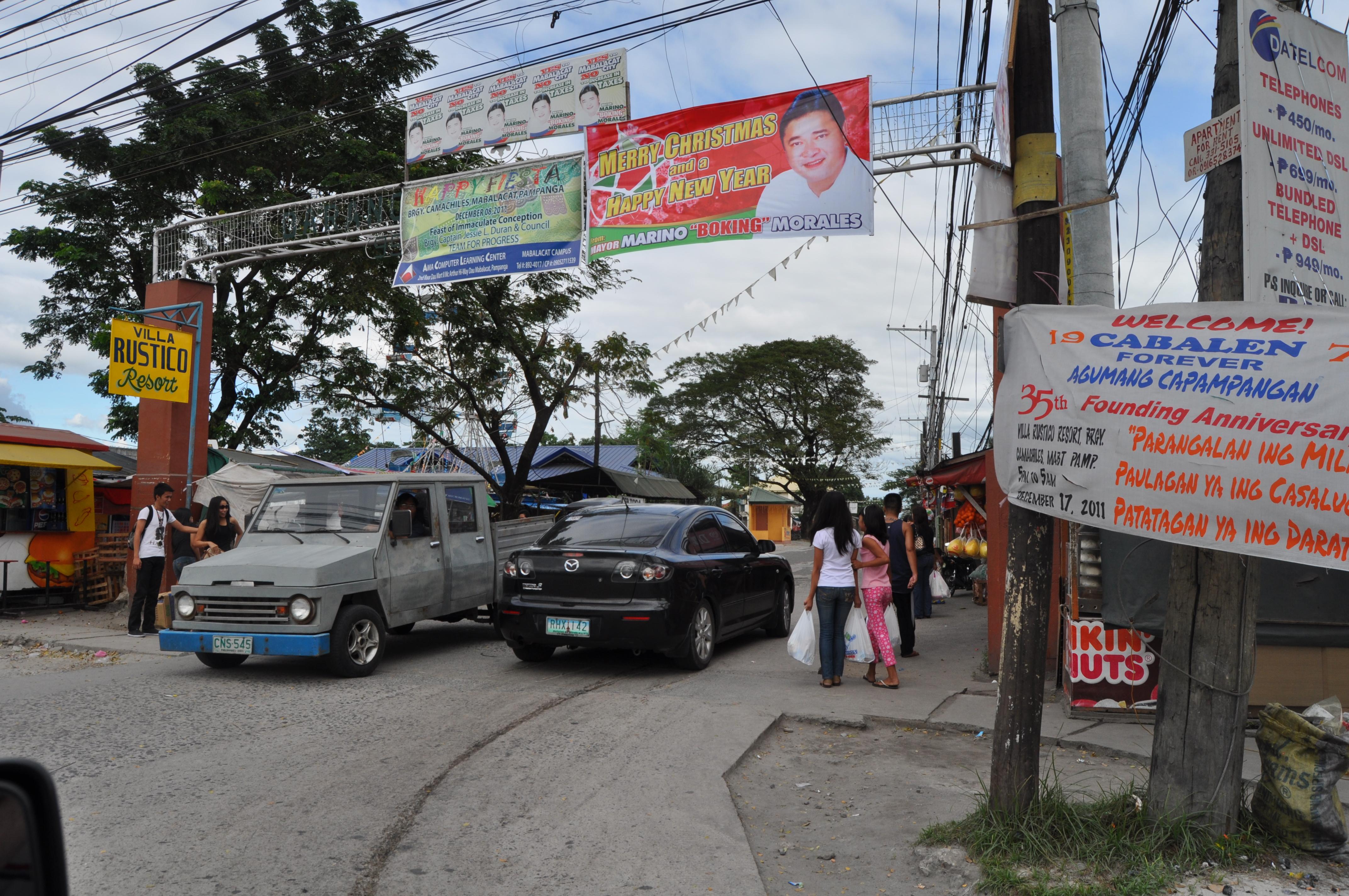 Filecamachiles Mabalacat Pampanga Philippines Panoramio 2 Ultrasonic Parking Sonar By 4017