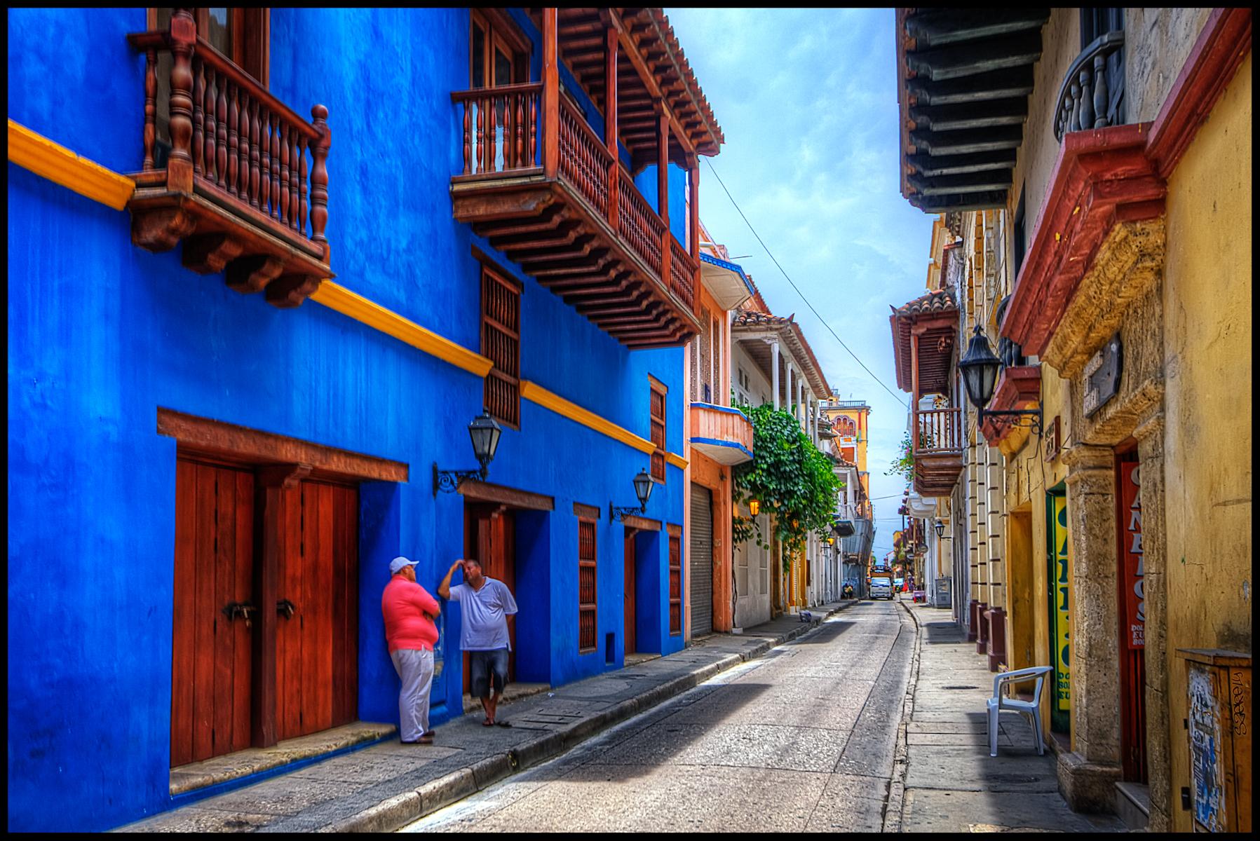 السياحة في كولومبيا