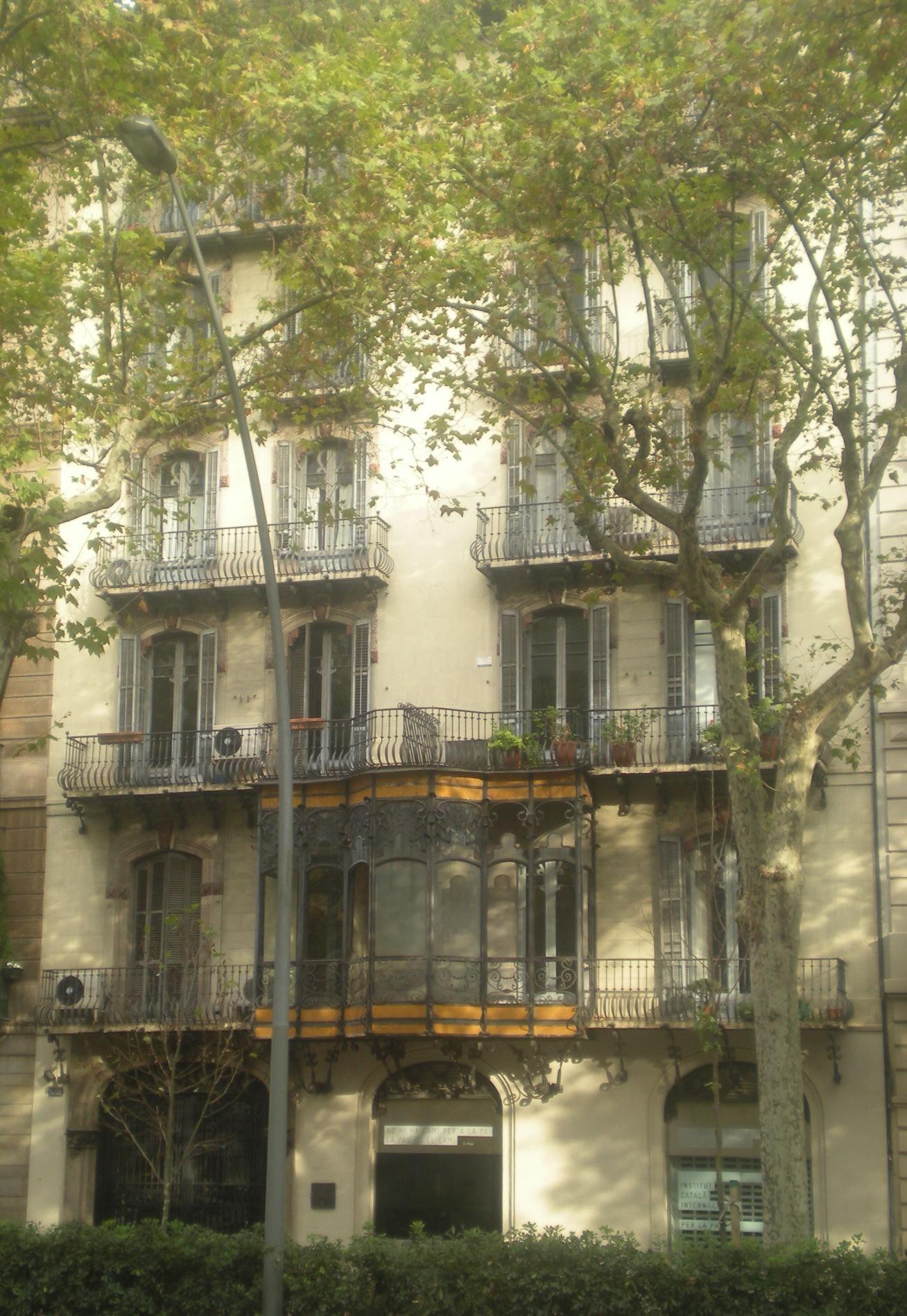 File casa oller barcelona jpg wikimedia commons - Natura casa barcelona ...