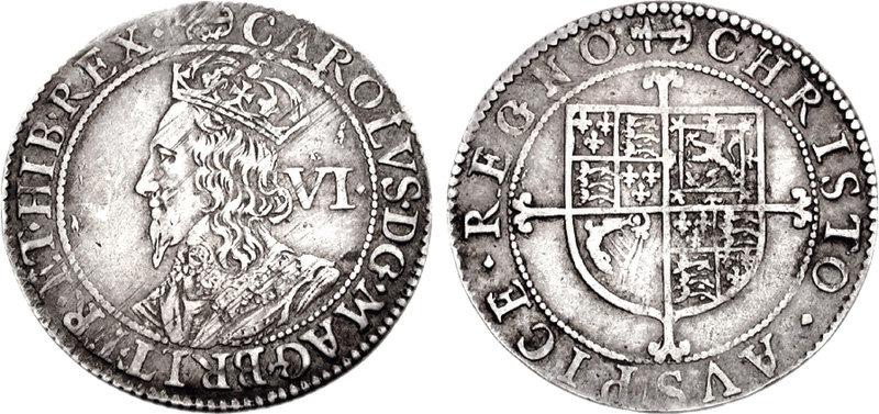 Charles I AR Sixpence 722625.jpg