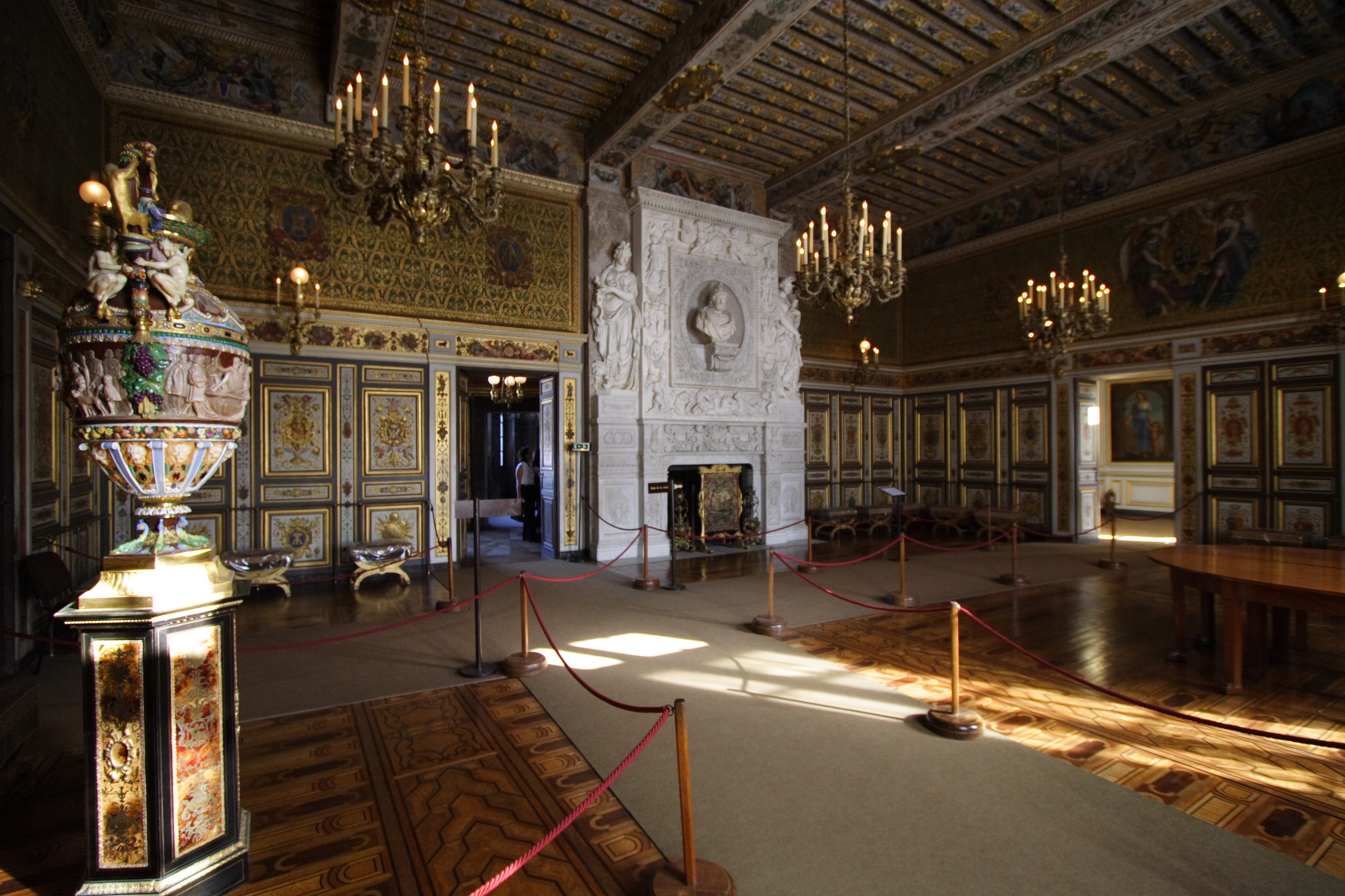 palace of fontainebleau wikiwand. Black Bedroom Furniture Sets. Home Design Ideas