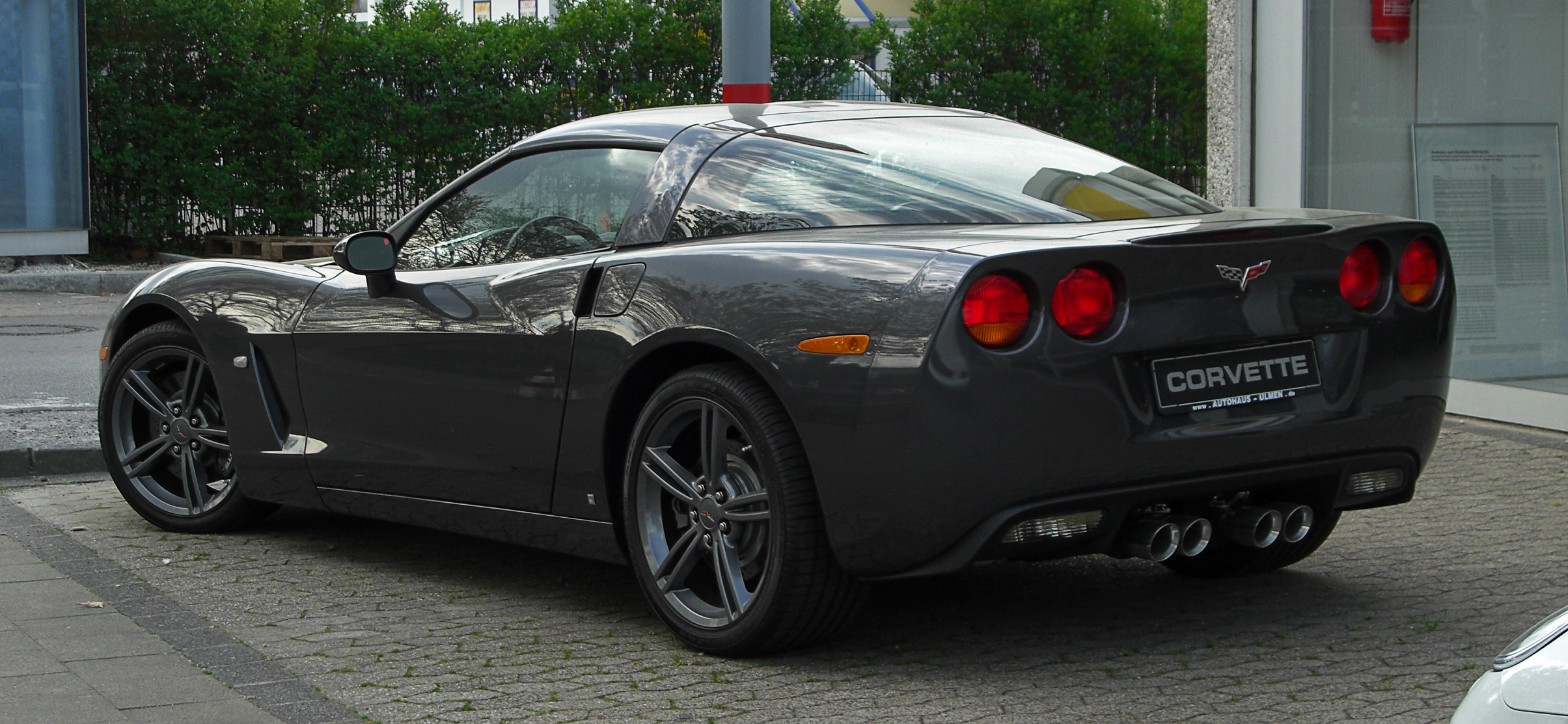 File Chevrolet Corvette Coup 233 Luxury Performance Edition