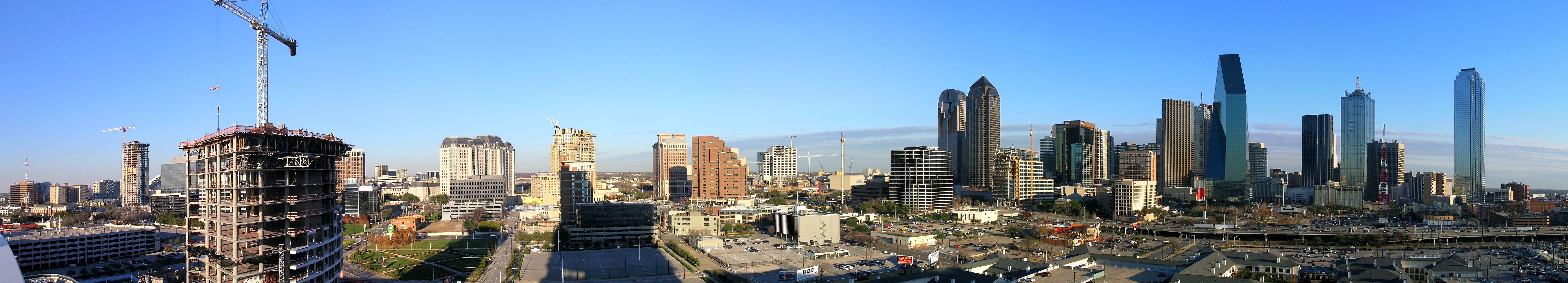 Description Dallas, Texas Skyline 2006.jpg