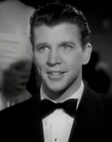 Dan Dailey en 1941 en a pelicula Washington Melodrama.