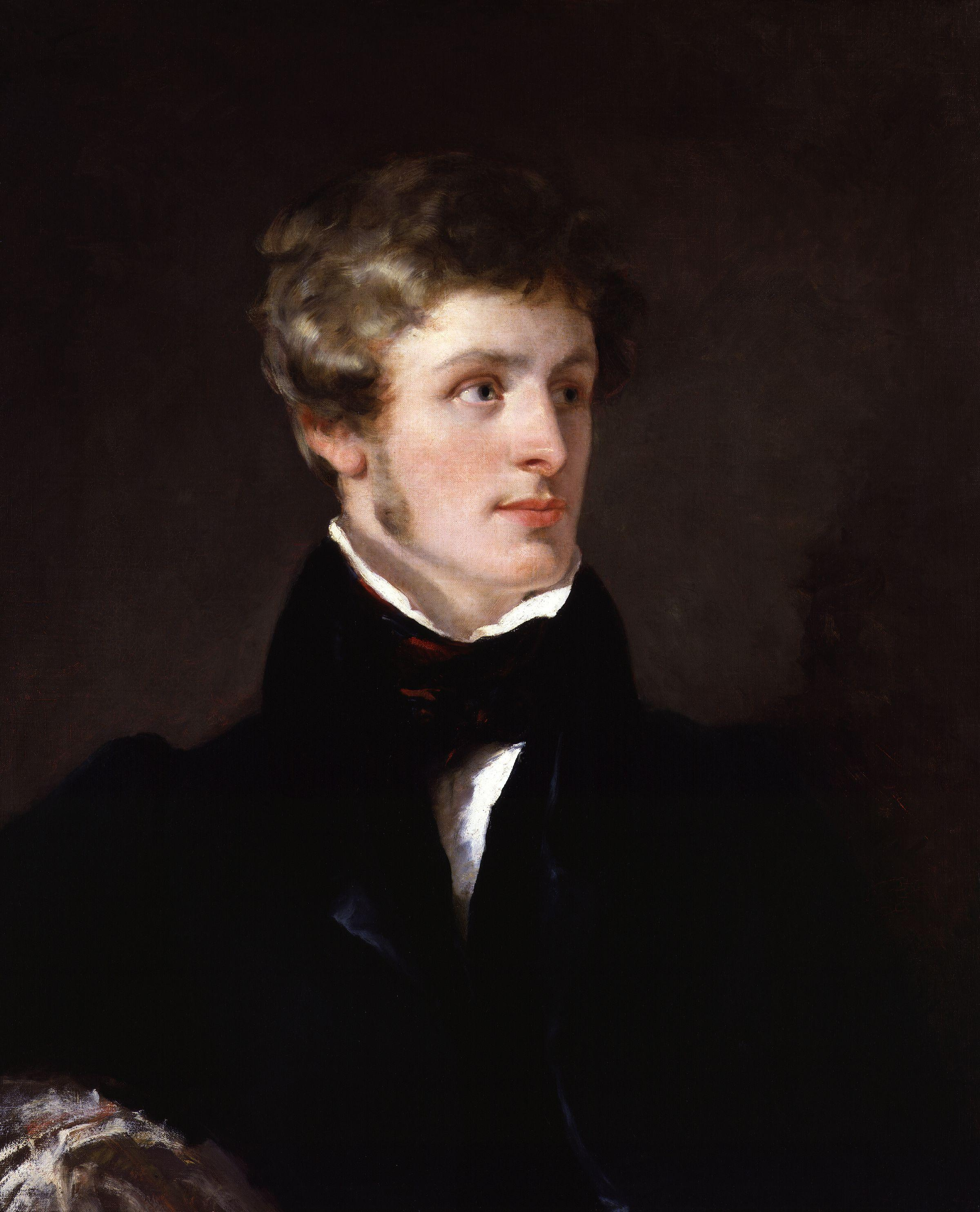 Image of David Octavius Hill from Wikidata