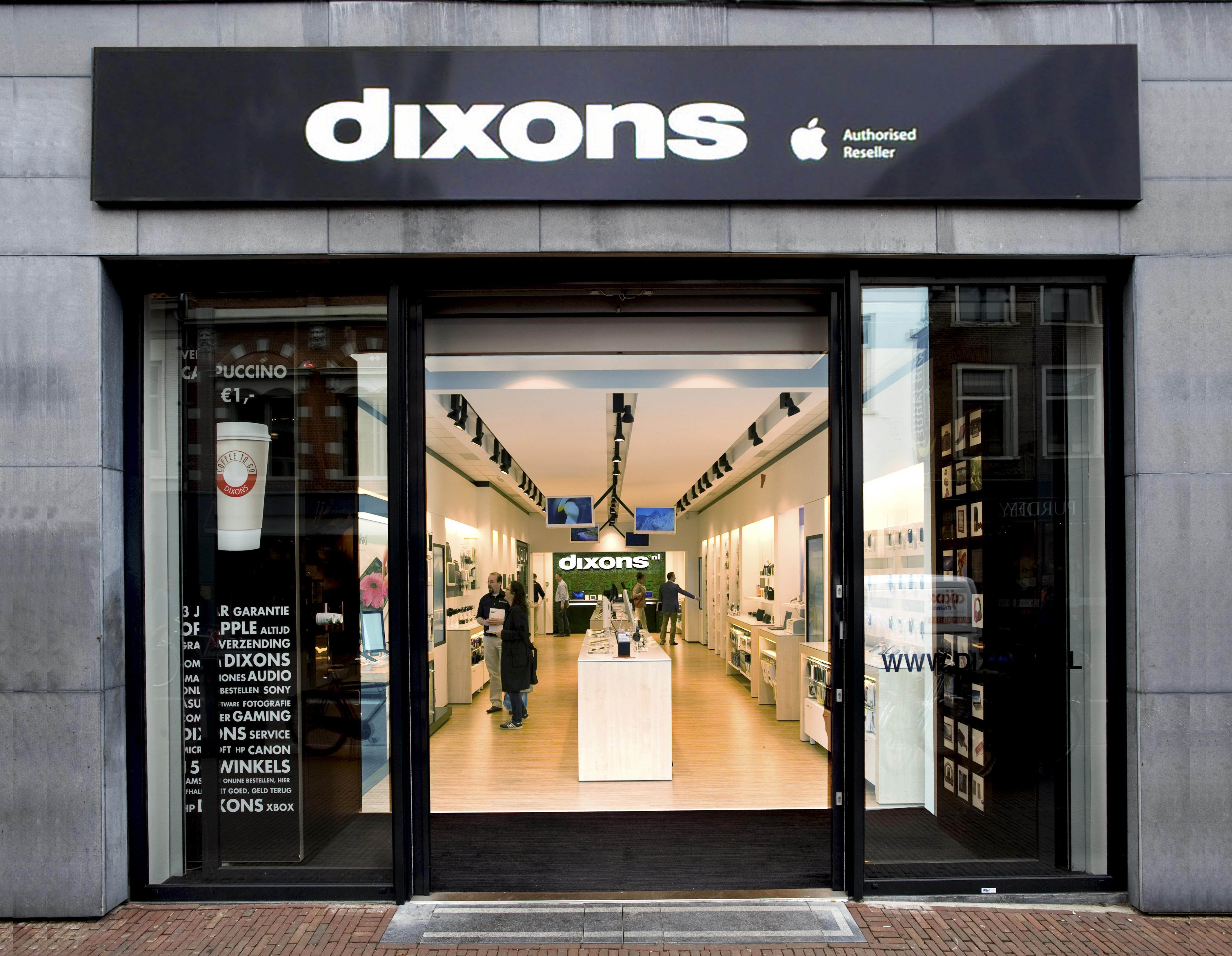 Dixons (Netherlands) - Wikipedia