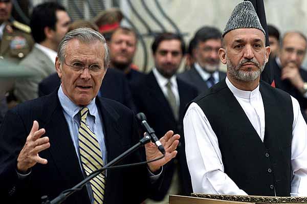 File:Donald Rumsfeld and Hamid Karzai in 2003.jpg