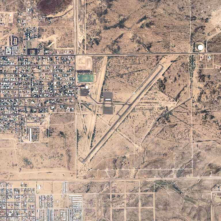 Douglas Municipal Airport (Arizona) - Wikipedia
